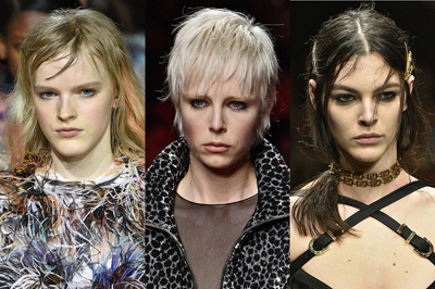tendance coupe : grunge