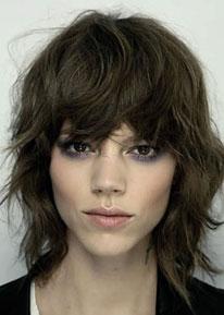 shag-coiffure