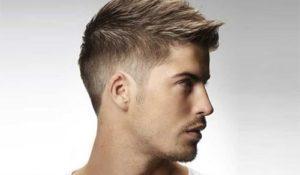 Tendances coiffures hommes