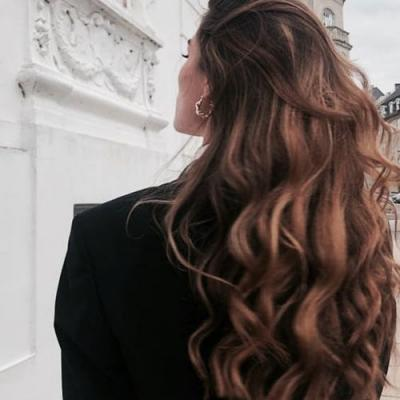 mermaid hair tendance